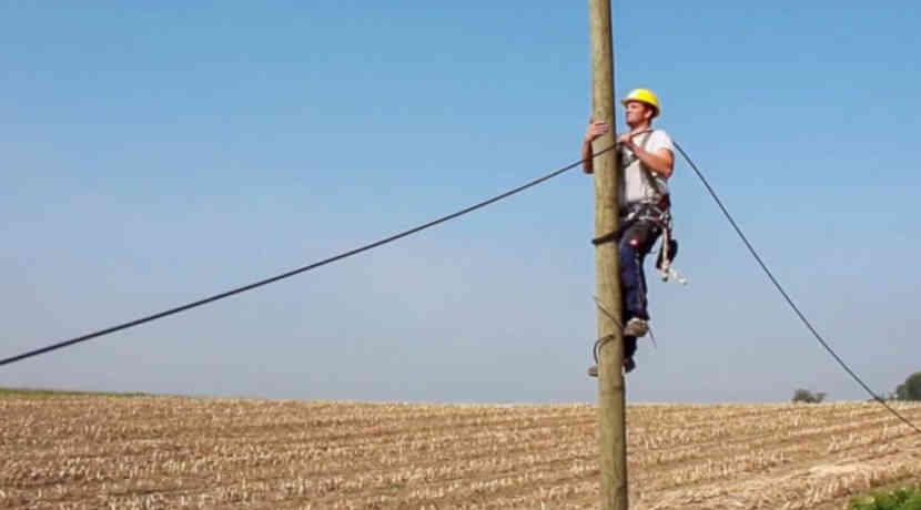 Breitbandausbau der Telekom erfolgt in Zukunft auch oberirdisch