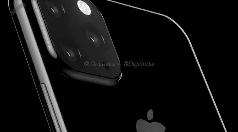 @OnLeaks zeigt Render-Video des Apple iPhone XI (2019)